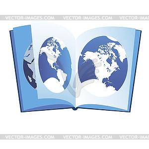 Clip art atlas.
