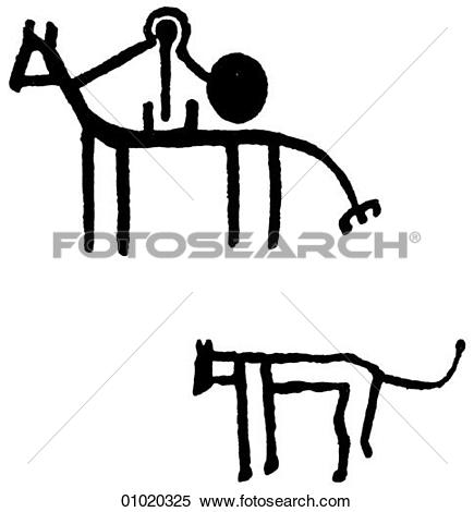 Stock Illustration of Signs & Symbols.