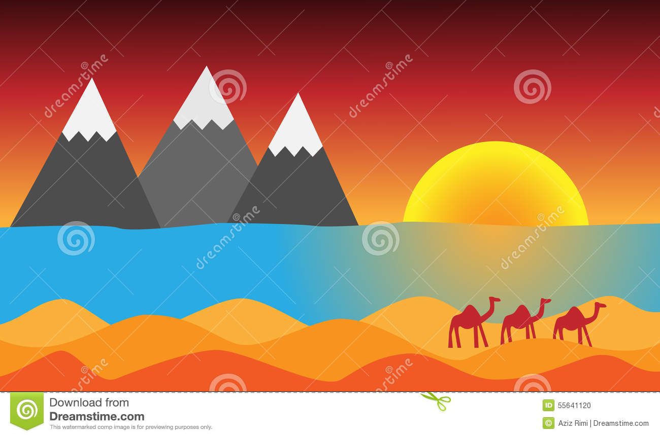 Morocco Is Famous For Its Sun, Atlas Mountains, Sea And Sahara.