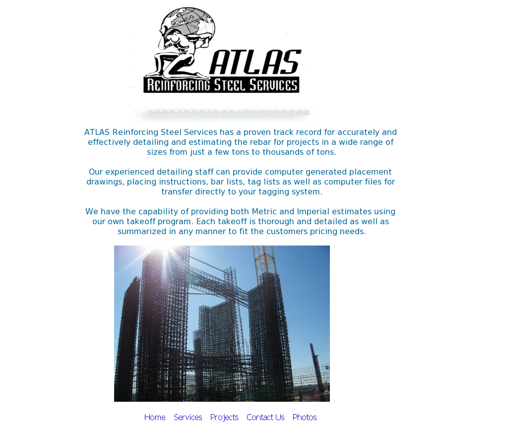 Atlas Reinforcing Steel Service Competitors, Revenue and Employees.