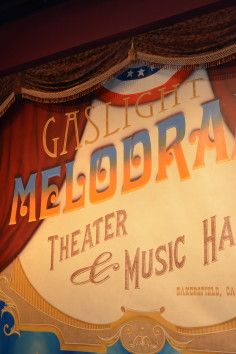 The Cheyenne Melodrama in the Historic Atlas Theatre is always a.