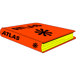 Atlas Clipart.