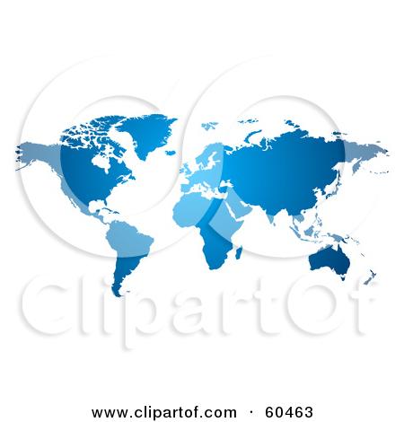World atlas clipart.