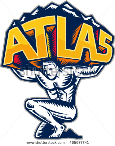 Atlas Stock Photos, Royalty.
