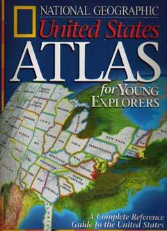 Atlas Book Clip Art.
