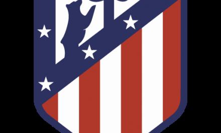 Kit Atlético Madrid 2019 novo uniforme para DLS 19.