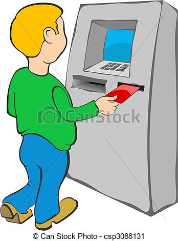Atm Clipart Vector Graphics. 5,521 Atm EPS clip art vector and.