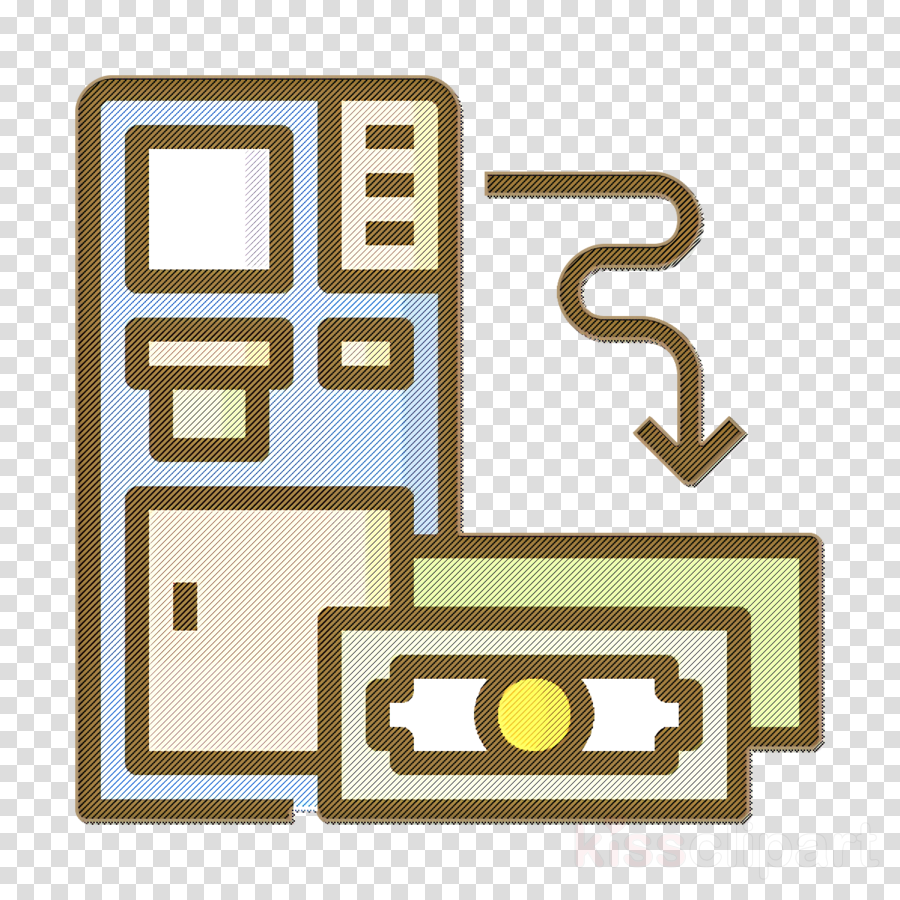and icon architecture icon atm icon clipart.