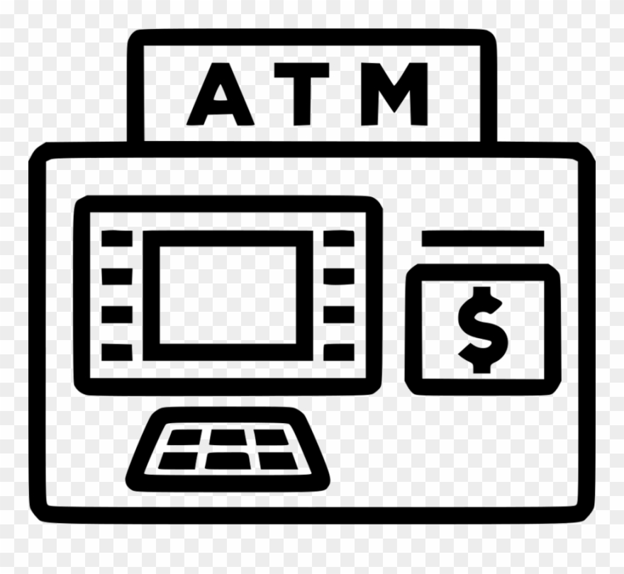Download Atm Icon Png Transparent Clipart Automated.