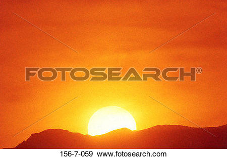 Stock Photograph of Rise, Atmosphere, Clouds, Sunrise, Sky, Time.