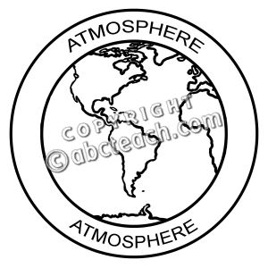 Atmosphere Clipart.