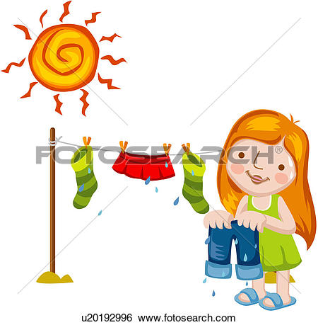 Clip Art of weather, atmospheric conditions, circulation, changing.