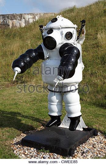 Atmospheric Diving Suit Stock Photos & Atmospheric Diving Suit.