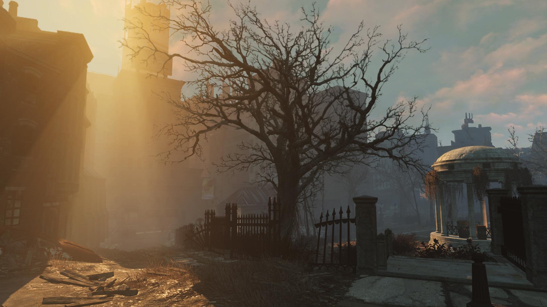 Fallout 4 Credits.
