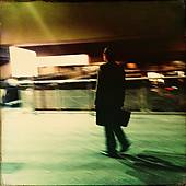 Stock Images of Lonely man, Atocha RENFE, Madrid, Spain. l60.