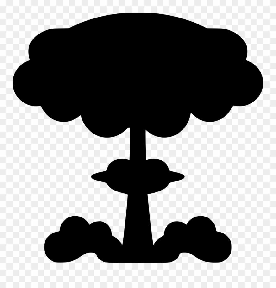 Nuke Explosion Clipart Library Huge Freebie.