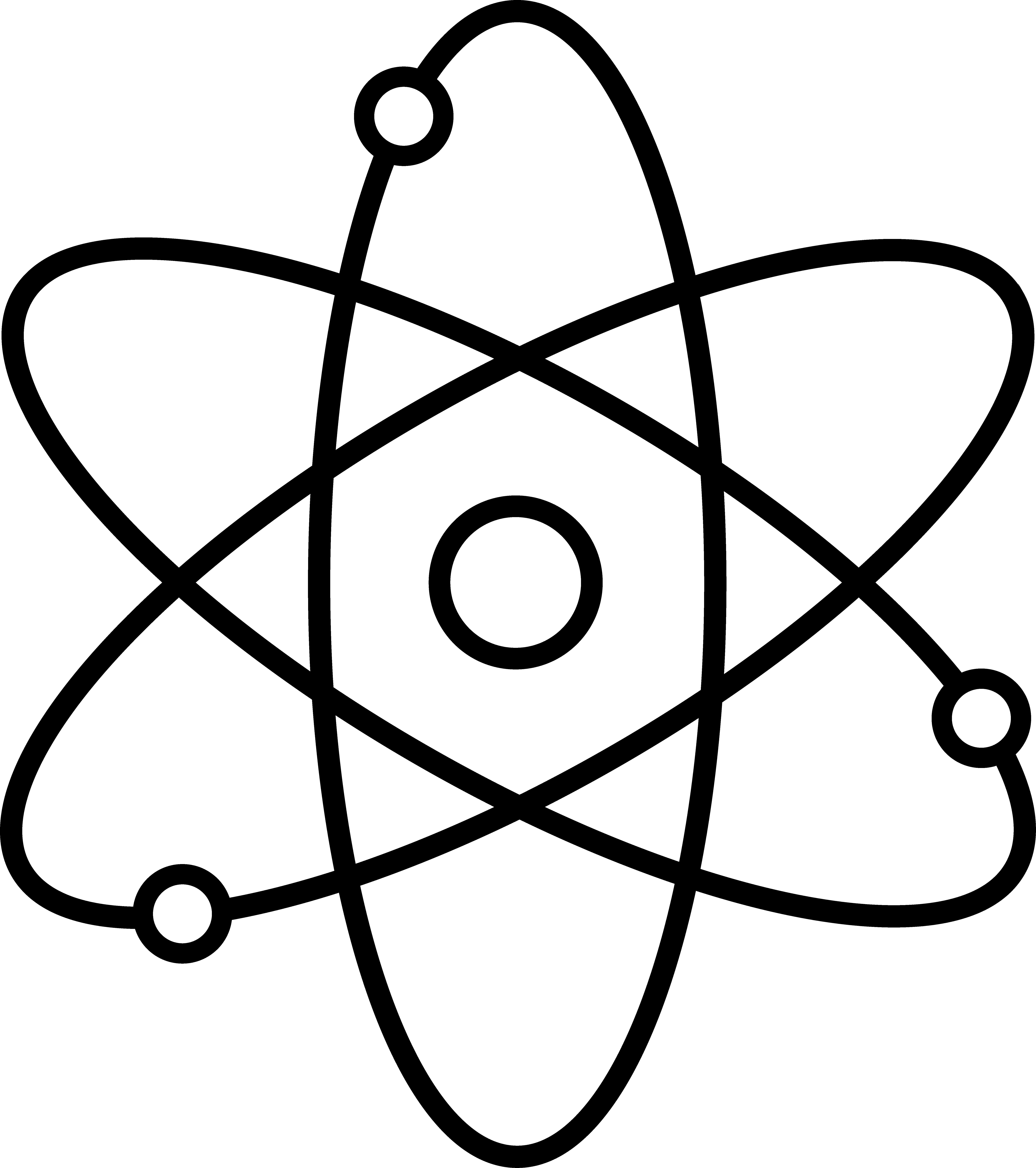 Atom Clipart.