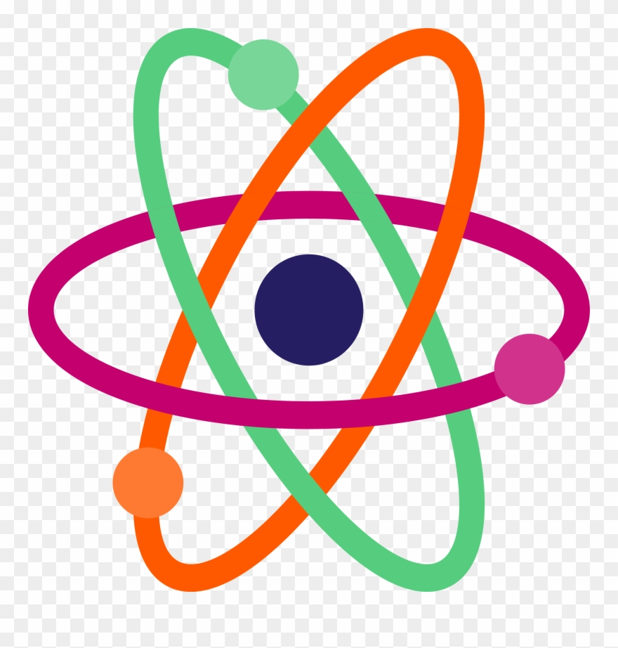 Free Atom Clipart.