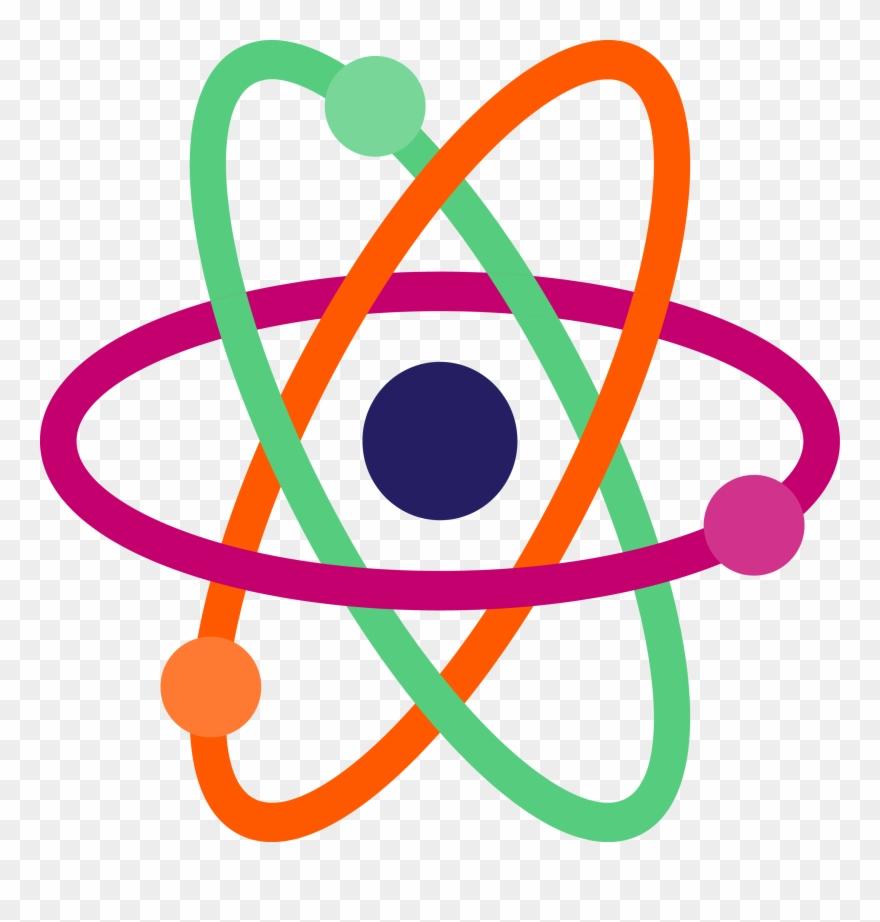 Free Atom Clipart.