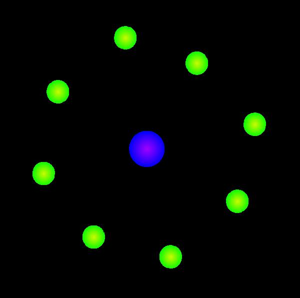 Atom Model.