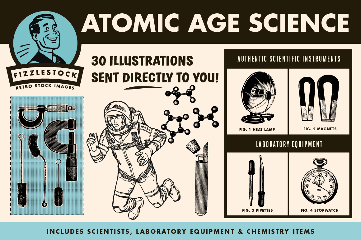 Atomic Age Science Part II.