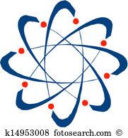 Atomic nucleus Clip Art Illustrations. 890 atomic nucleus clipart.