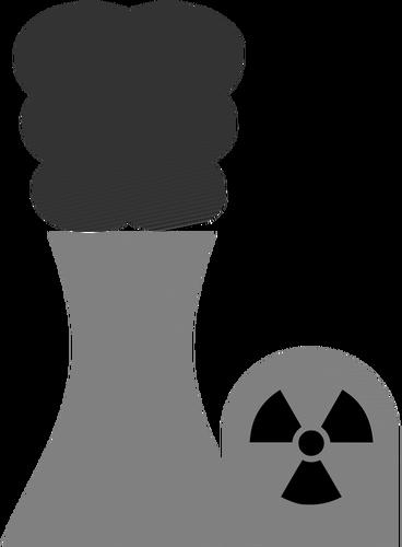 Nuclear clip art.