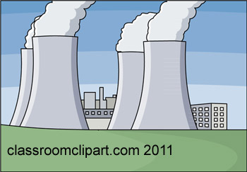 Power Plant Clipart.