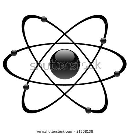 Atomic Symbol Stock Images, Royalty.
