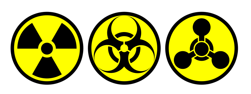Chemical Hazard Symbols Clip Art Pictures to Pin on Pinterest.