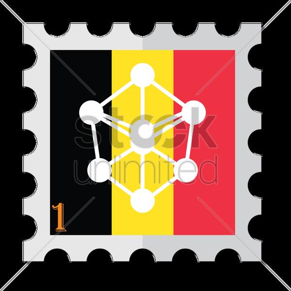 Atomium clipart #7
