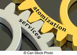 Atomization services Clipart and Stock Illustrations. 1.