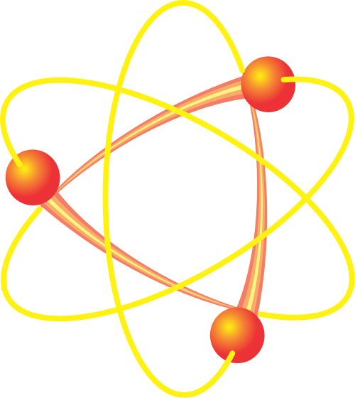 Atoms Molecules Clip Art Download.