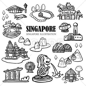 Singapore Must See Attractions.