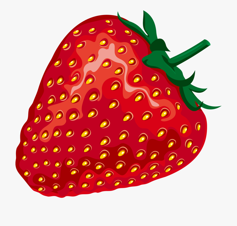 Jpg Royalty Free Stock Strawberries Clipart Red Strawberry.