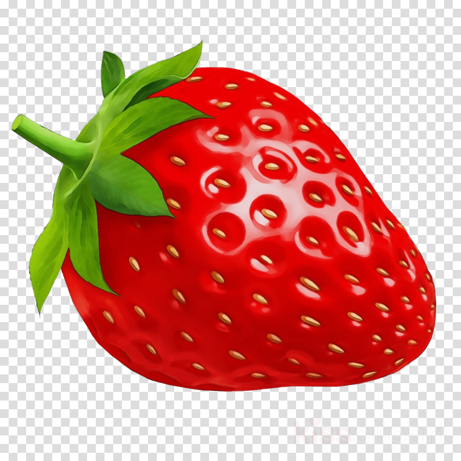 Strawberry clipart.