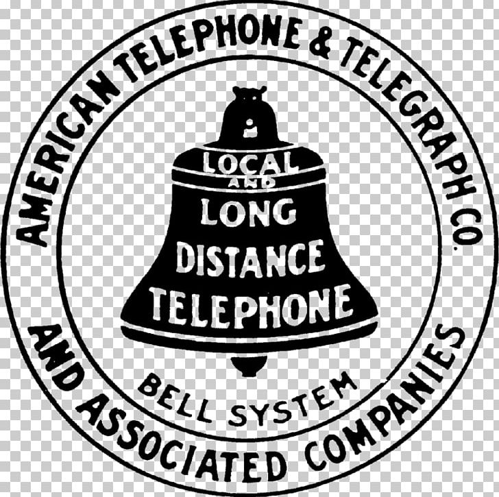 Bell System Logo AT&T Organization Bell Telephone Company.