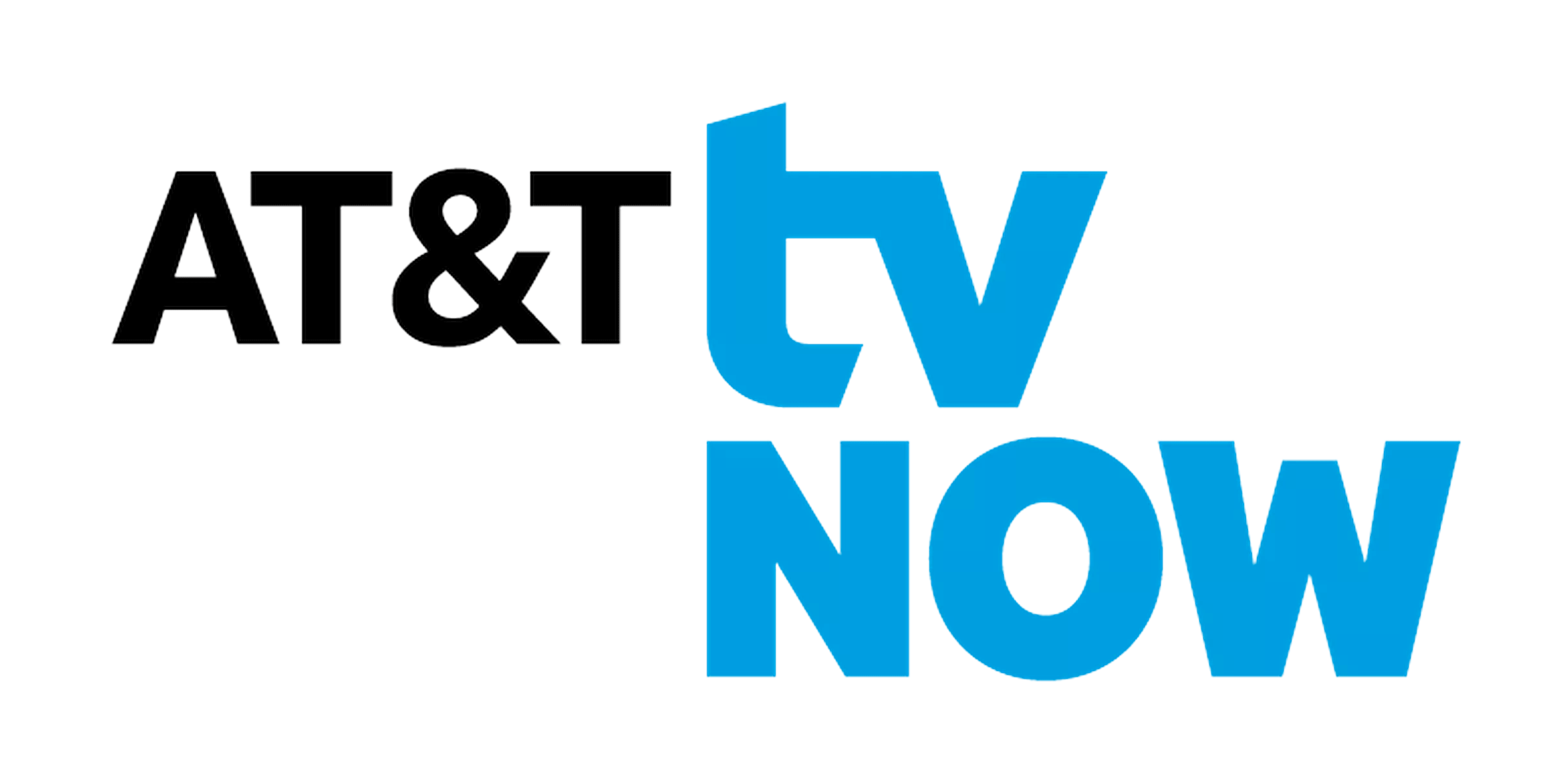 Brand New: New Name and Logo for AT&T TV Now.