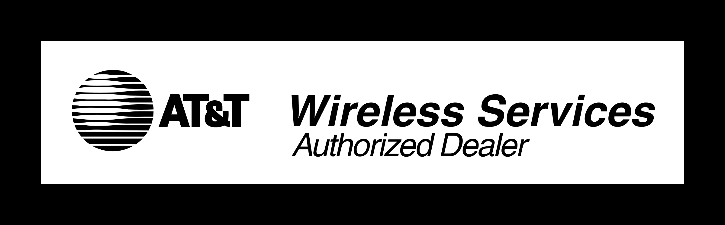 AT&T WIRELESS Logo PNG Transparent & SVG Vector.