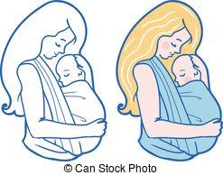 Attachment parenting Vector Clip Art Royalty Free. 52 Attachment.