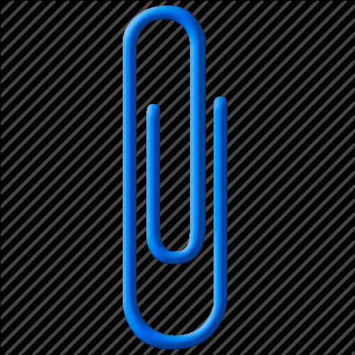 Attachment Icon Png #65115.