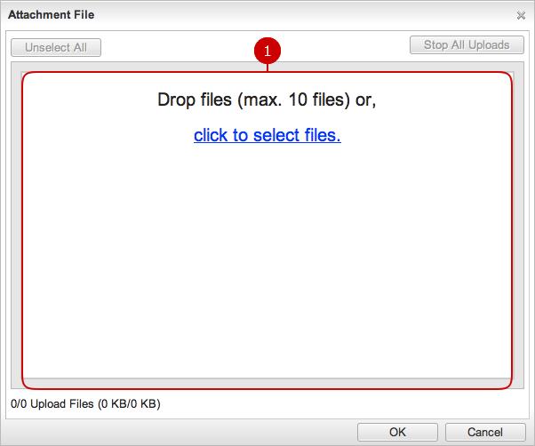 Adding attachment files.