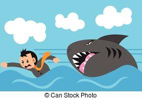Shark attack Clip Art Vector and Illustration. 754 Shark attack.