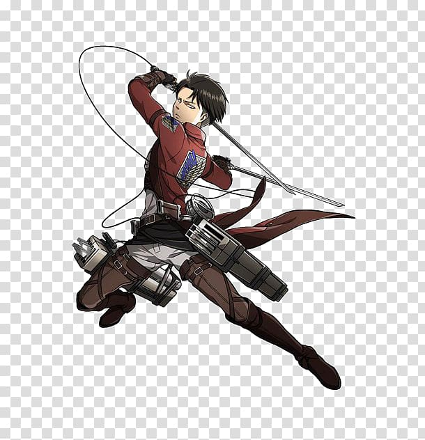 Eren Yeager A.O.T.: Wings of Freedom Attack on Titan Levi.