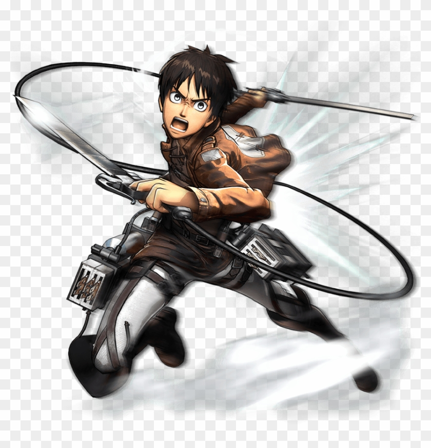 Attack On Titan Png Picture.