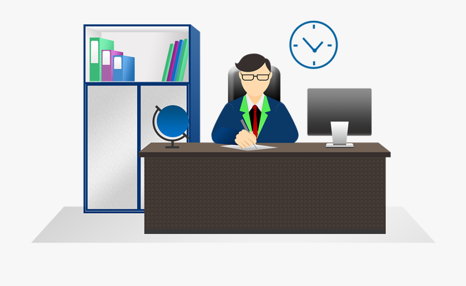 Jobs Clipart Attendance Monitor.