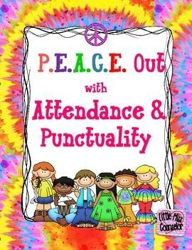 Get groovy with promoting school wide attendance and.