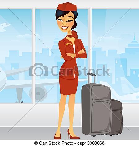 Flight attendant Clip Art and Stock Illustrations. 1,335 Flight.