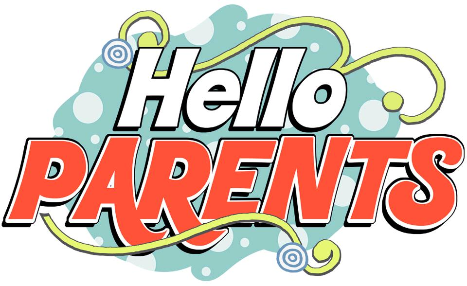 Hello Parents Clipart.