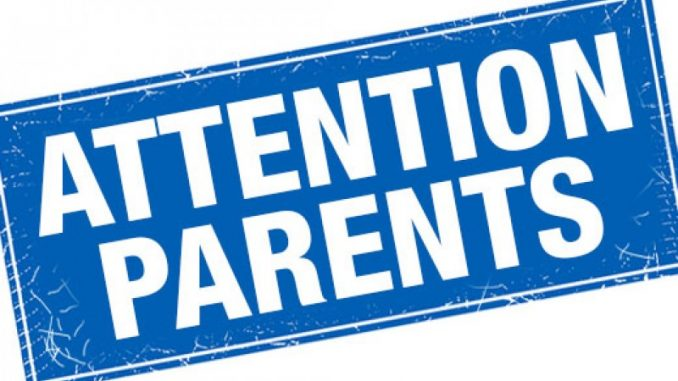 Attention clipart attention parent, Attention attention.